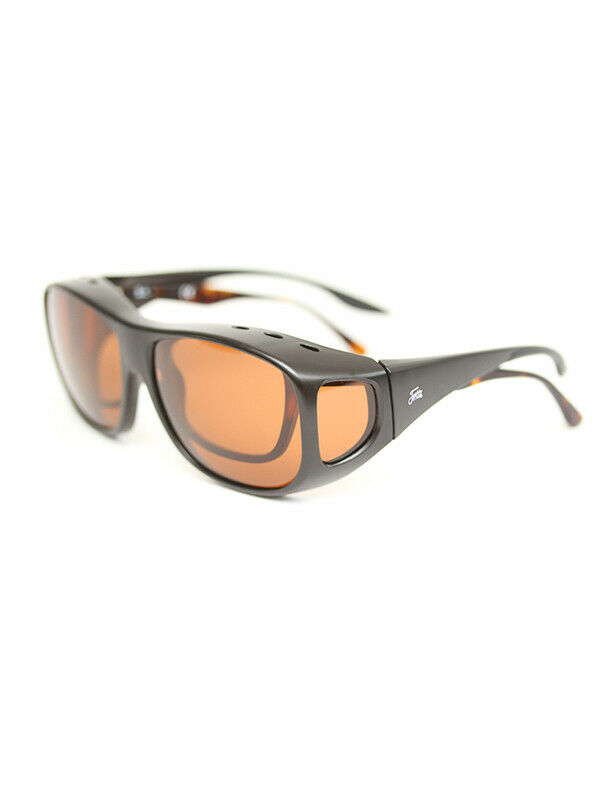 thumbnail 13 - Fortis Eyewear OverWraps Polarised Sunglasses - All Types NEW