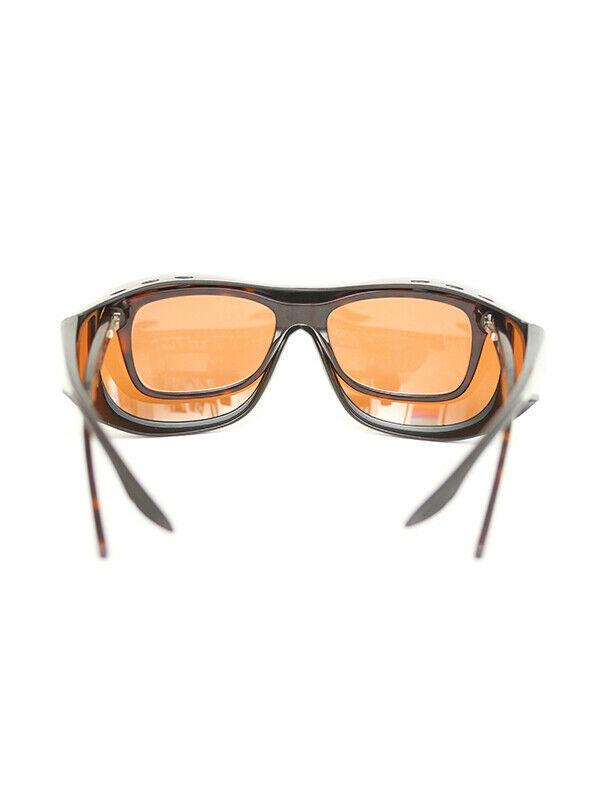 thumbnail 17 - Fortis Eyewear OverWraps Polarised Sunglasses - All Types NEW